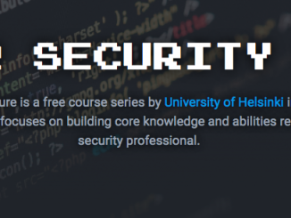 cyber-security-base-course