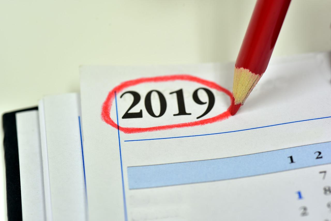 stranka kalendaru